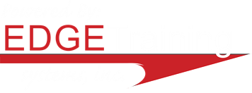 powered by Edge Training Systems, Inc.