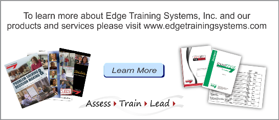 More Information About Edge Training and Our Products